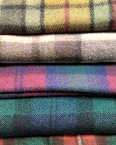 Various Tartan Fabric Options Forever Tartan