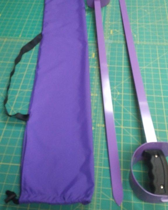 Sword Bag Forever Tartan