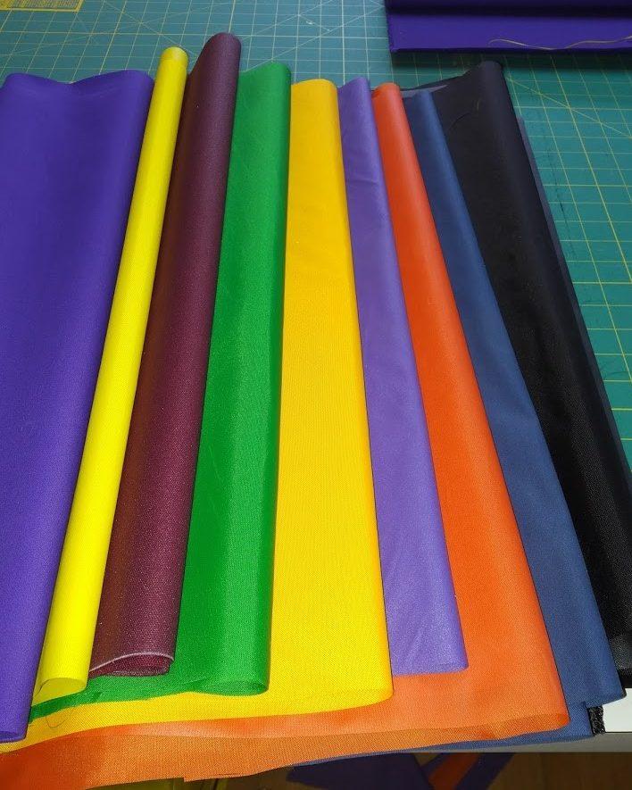Sword Bag Multiple Colors Forever Tartan